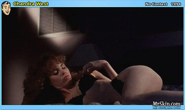 Chandra West nude pics