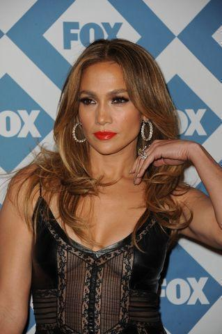 Hot art Jennifer Lopez tits