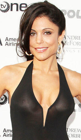 actress Bethenny Frankel 22 years arousing picture in the club