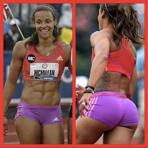 actress Chantae McMillan 20 years unexpurgated foto home