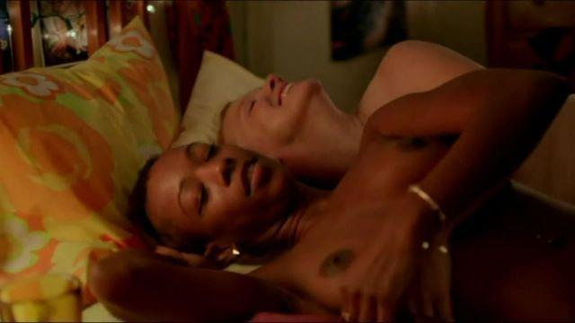 actress Samira Wiley 18 years nudity image beach
