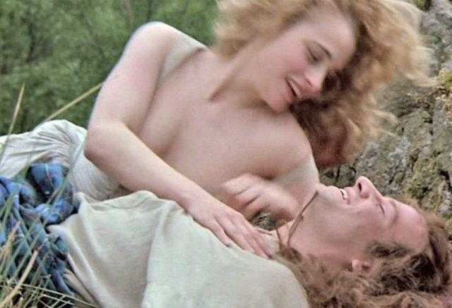 Beatie Edney topless image