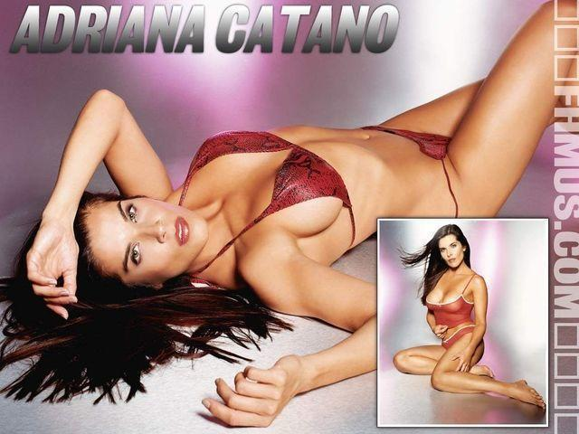 models Adriana Cataño 22 years indecent art in the club