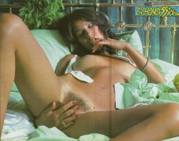 Naked Linda Lusardi photo