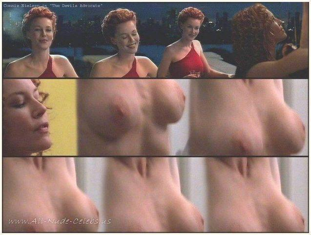 Connie Nielsen topless picture
