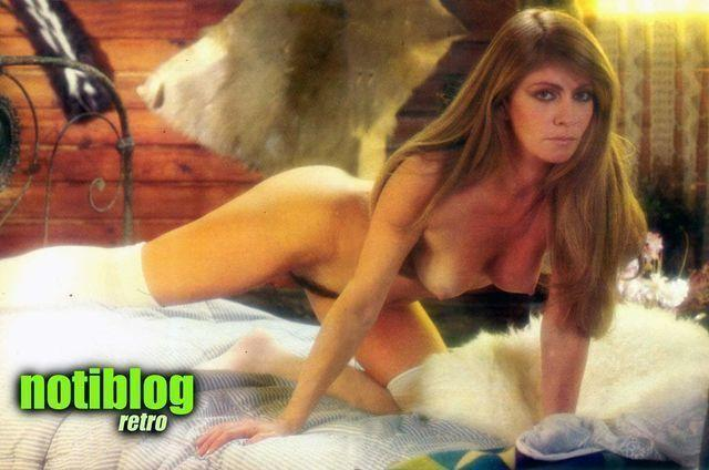 celebritie Silvia Pérez 24 years Without slip picture in the club