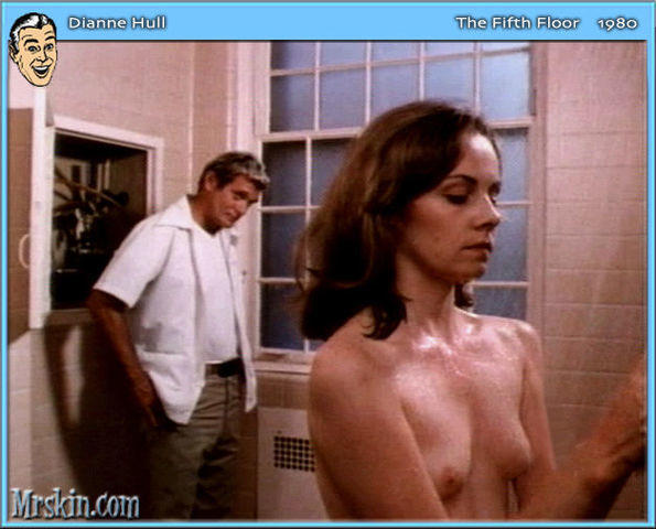 actress Dianne Hull 24 years the nude photos in public
