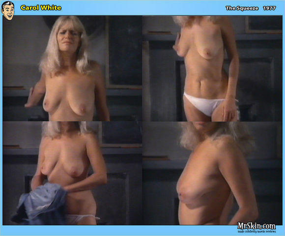 actress Carol White 24 years the nude image beach