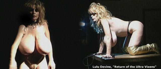 Lulu Divine topless photography