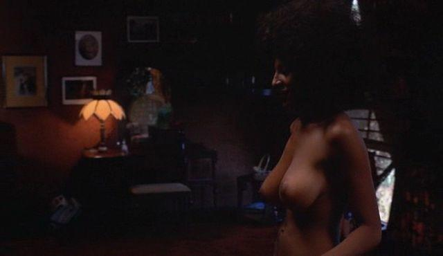 Naked Pam Grier photoshoot