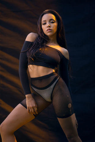 Sexy Tinashe Kachingwe image High Quality
