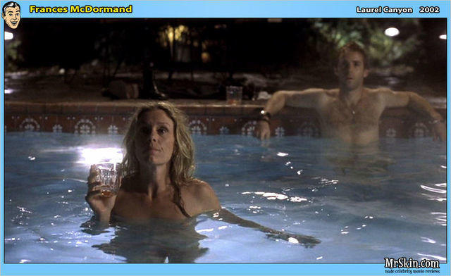 Frances McDormand topless image