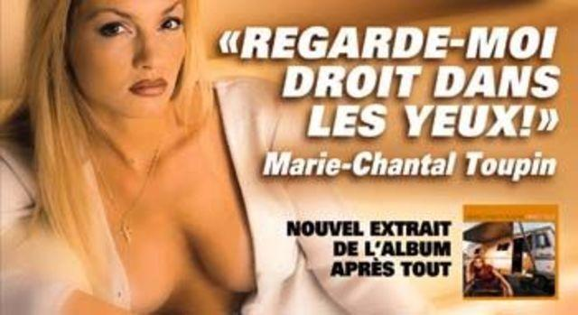 models Marie-Chantal Toupin 20 years titties picture home