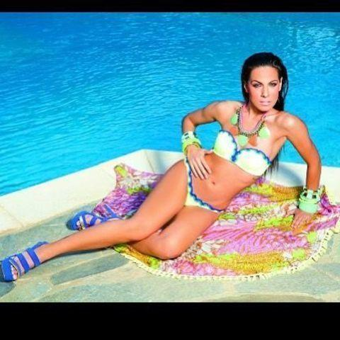 models Anastasia Draka 24 years indecent snapshot beach