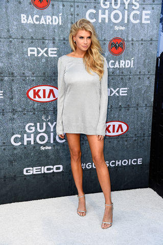 actress Charlotte McKinney 18 years laid bare art in the club