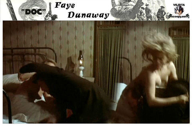 Sexy Faye Dunaway photoshoot HD
