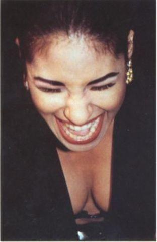 Naked Selena Quintanilla photo