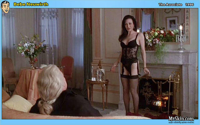 actress Bebe Neuwirth 19 years Without clothing pics beach