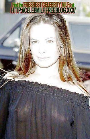 Holly Marie Combs topless snapshot