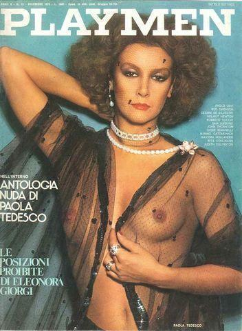 actress Paola Tedesco 20 years the nude image beach