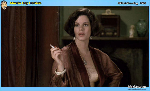 Hot snapshot Marcia Gay Harden tits