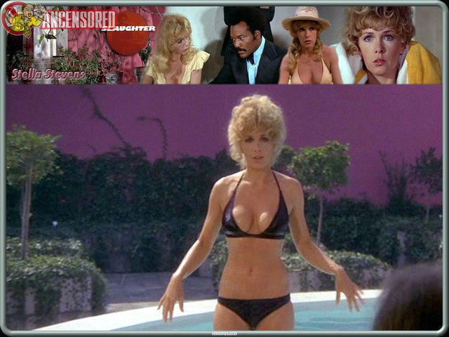 models Stella Stevens 24 years in the altogether picture home