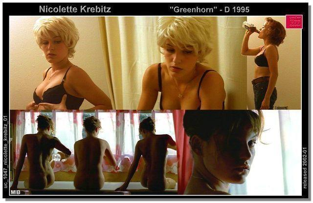 actress Nicolette Krebitz 21 years stolen image in public