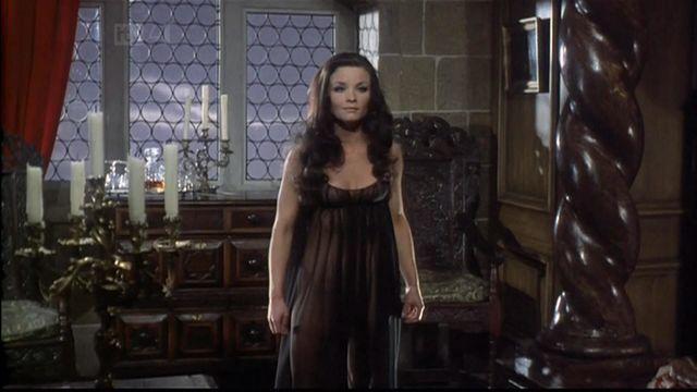 actress Kate O'Mara 24 years breasts picture home