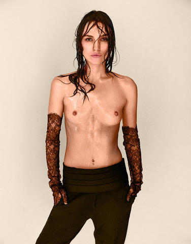 celebritie Keira Knightley 19 years buck naked image home