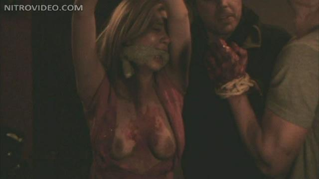 Rebekah Kochan topless art