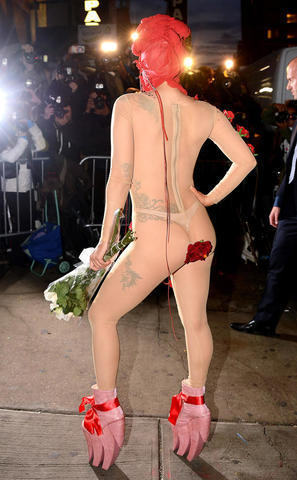 actress Lady Gaga 2015 raunchy pics in public