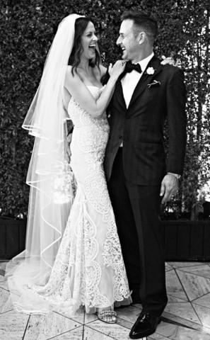 actress Christina McLarty 25 years unclothed snapshot in the club