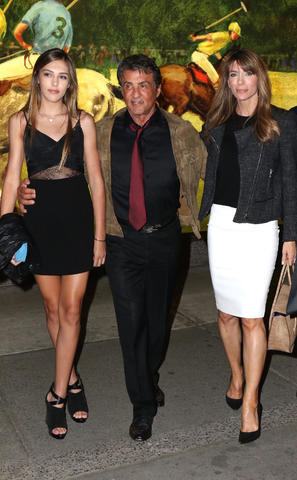 models Sistine Rose Stallone young k-naked pics beach