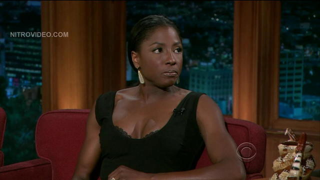 celebritie Rutina Wesley 21 years exposed snapshot beach