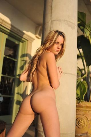 Naked Sarah James art