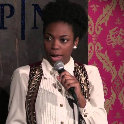 models Sasheer Zamata 18 years Uncensored snapshot in public