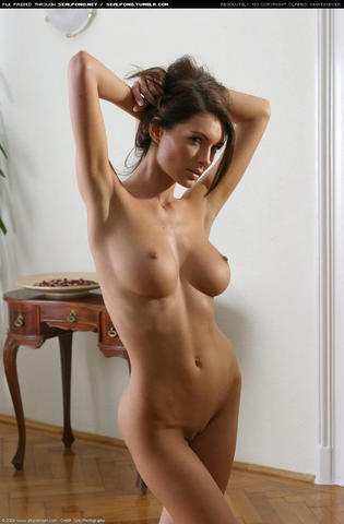 Naked Brigitta Kocsis photo