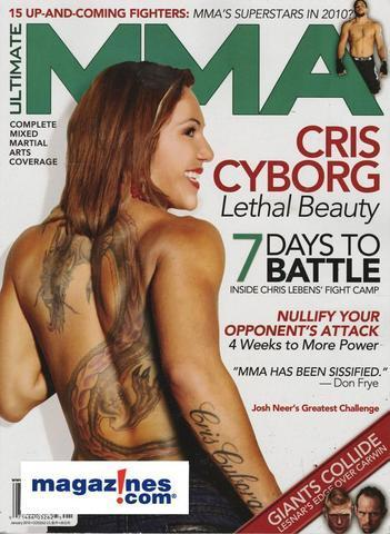 Hot photos Cris Cyborg tits