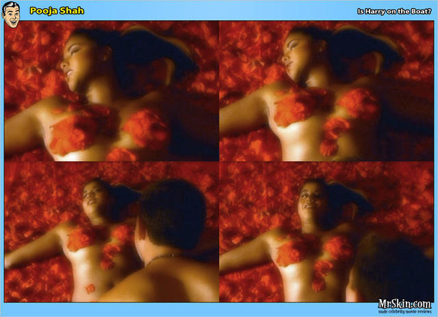 Pooja Shah topless picture