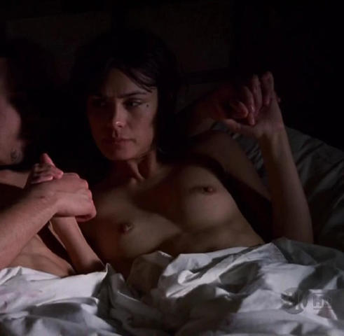Naked Shannyn Sossamon photo