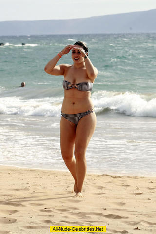 actress Sophie Simmons young rousing picture beach