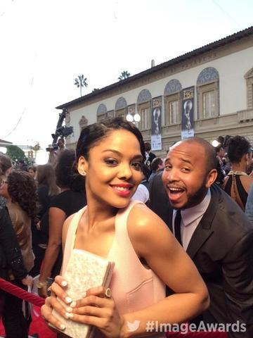 celebritie Tessa Thompson teen teat image home