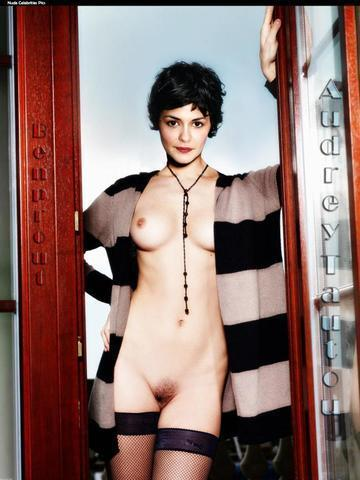 models Audrey Tautou 21 years fleshly pics in the club