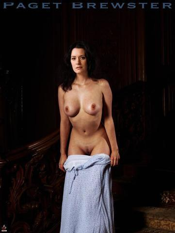 Paget brewster fotos desnuda consider, that