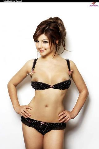 Roxanne Pallett topless photos
