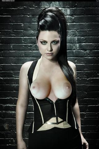 Sexy Amy Lee photos High Quality