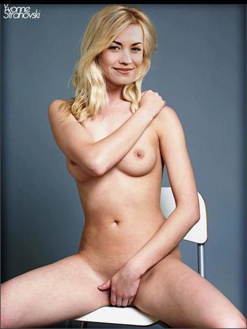 models Yvonne Strahovski 18 years titties photoshoot in the club