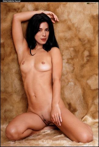 Naked Jaime Murray image