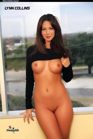 Remarkable, this Lynn collins body porn