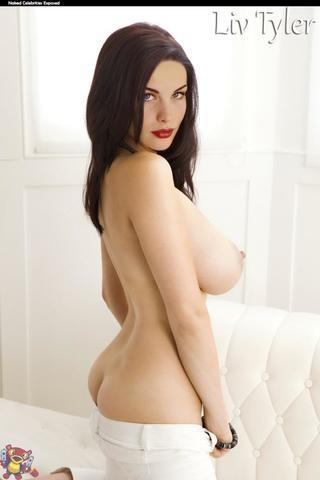 Liv Tyler topless picture
